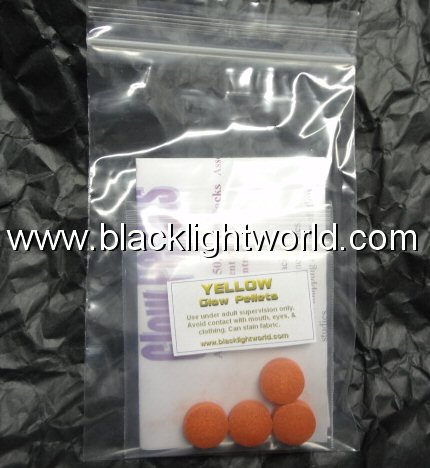 Black Light World Tracer Dye Tablets Fluorescent